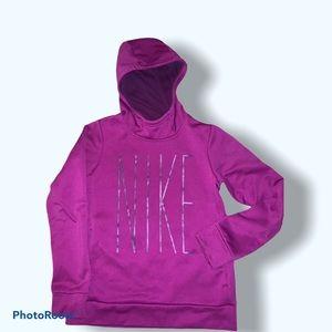 Nike Dri Fit Hoodie Girls Large